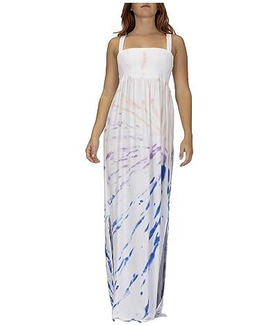 Hurley Lei Maxi Dress (Racer Blue) Women