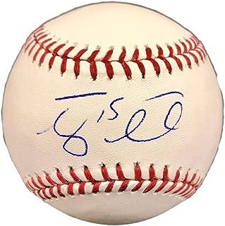 Tim Tebow Signed Baseball - Official Major League - JSA Certified - Autographed Baseballs