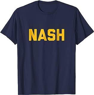 nash t shirts