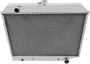 Champion Cooling, Multiple Plymouth Models 4 Row All Aluminum Radiator, MC374