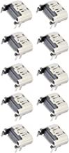 Games&Tech 10 x HDMI Port Socket Interface Connector Replacement HDMI Port for Sony Playstation 4 PS4 Console