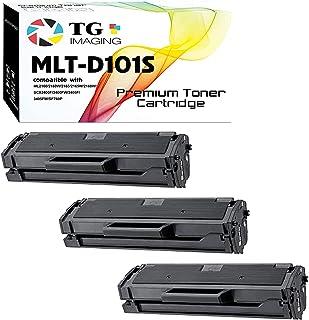 (3-Pack) TG Imaging Compatible 101S MLT-D101S Toner Carridge, for Samsung SCX-3405, ML-2165, SCX-3400, SF-760P Printer
