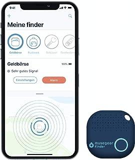 musegear app Key Finder -Version 2 localisateur et traqueur sonore pour retrouver clés -Volume 3 Fois élevé –Couleur B...
