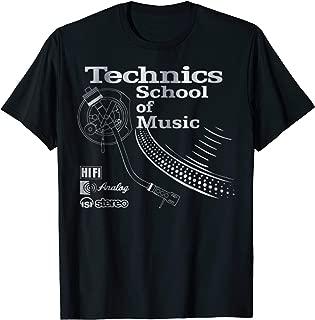 Old School Technics Tshirt