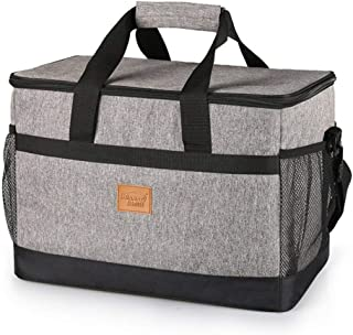 Waterproof Outdoor Picnic Lunch Bag Portable Insulation Package Handbag Fresh Keeping Bag Large Thickened Thermal Cooler Tote