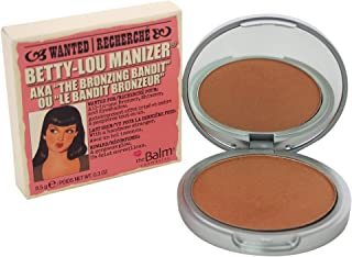 theBalm Betty-Lou Manizer, Highlighter/Shadow/Shimmer/Bronzer, Silky-Smooth, Bronze Glow
