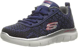 Skechers Kids Boys Flex Advantage 2.0 Golden Point Sneaker