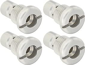 Hitachi 877335 877-335 Trigger Valve Bushing for NR83A, VH650, NR83AA, NV45AB, NV45AB2, NV50AP (4-Pack)