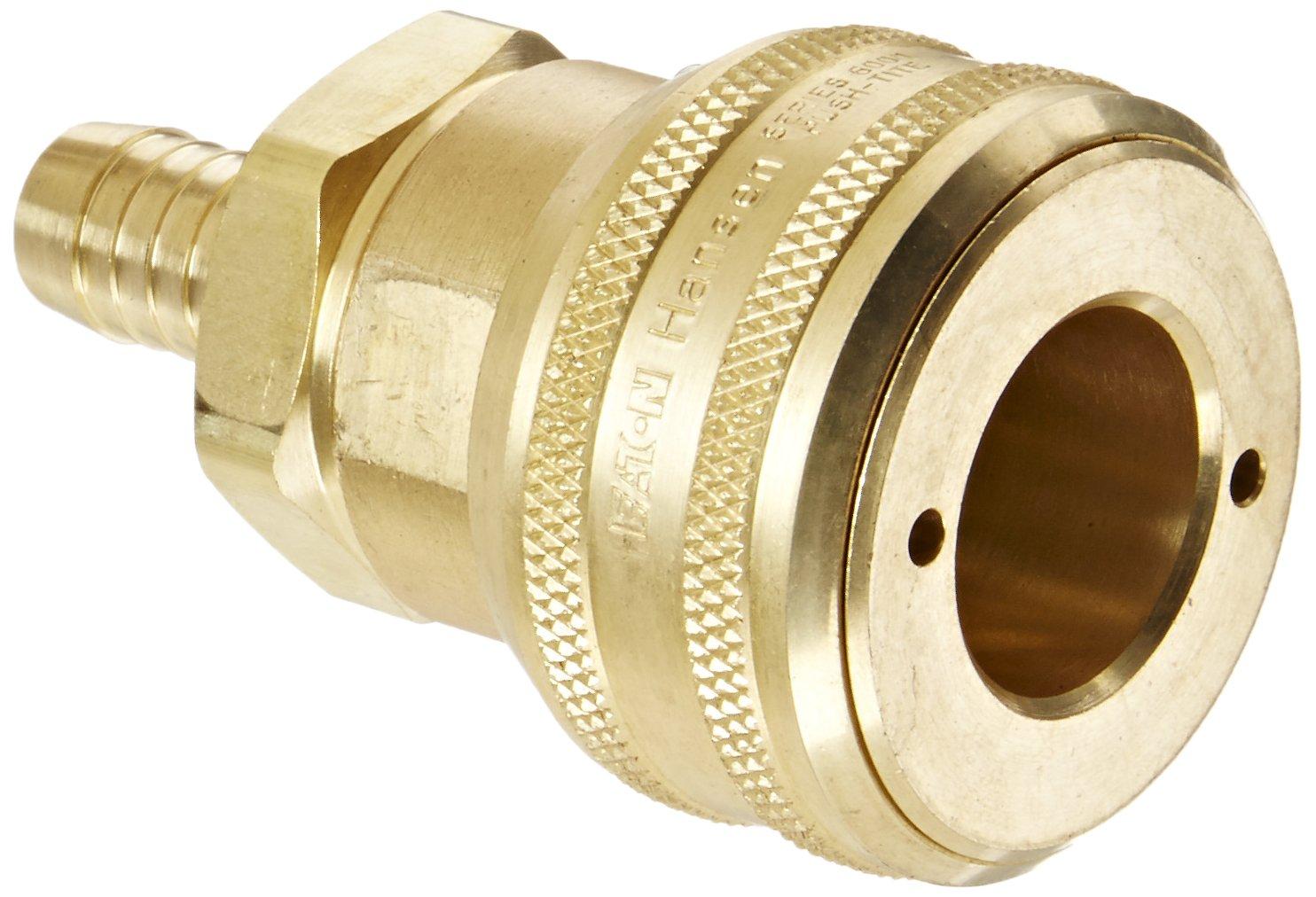Eaton Hansen 6800SL Brass Interchange Fixed price for sale Fitting Pin Bombing new work Lock Pneumatic