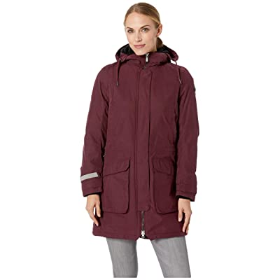 Helly Hansen Vega Parka (Wild Rose) Women