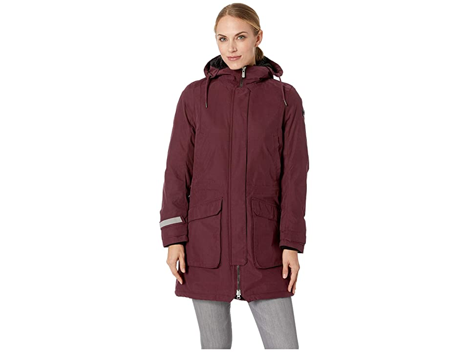 Helly Hansen Vega Parka (Wild Rose) Girl