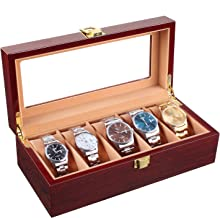 watch display case glass