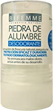 Bifemme Desodorante piedra alumbre - 120 gr