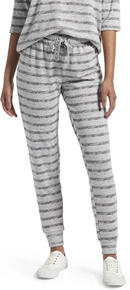 Striped Sleepwear Pajama Jogger