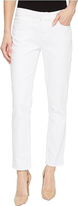 Brigitte in Crisp White