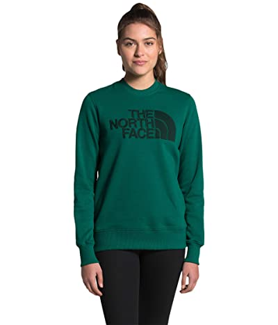 The North Face Neo Dome Crew (Evergreen/Scarab Green) Women