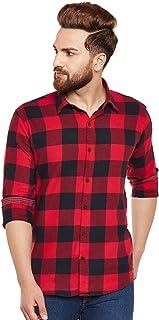 Hancock Men's Slim Fit Casual Shirt