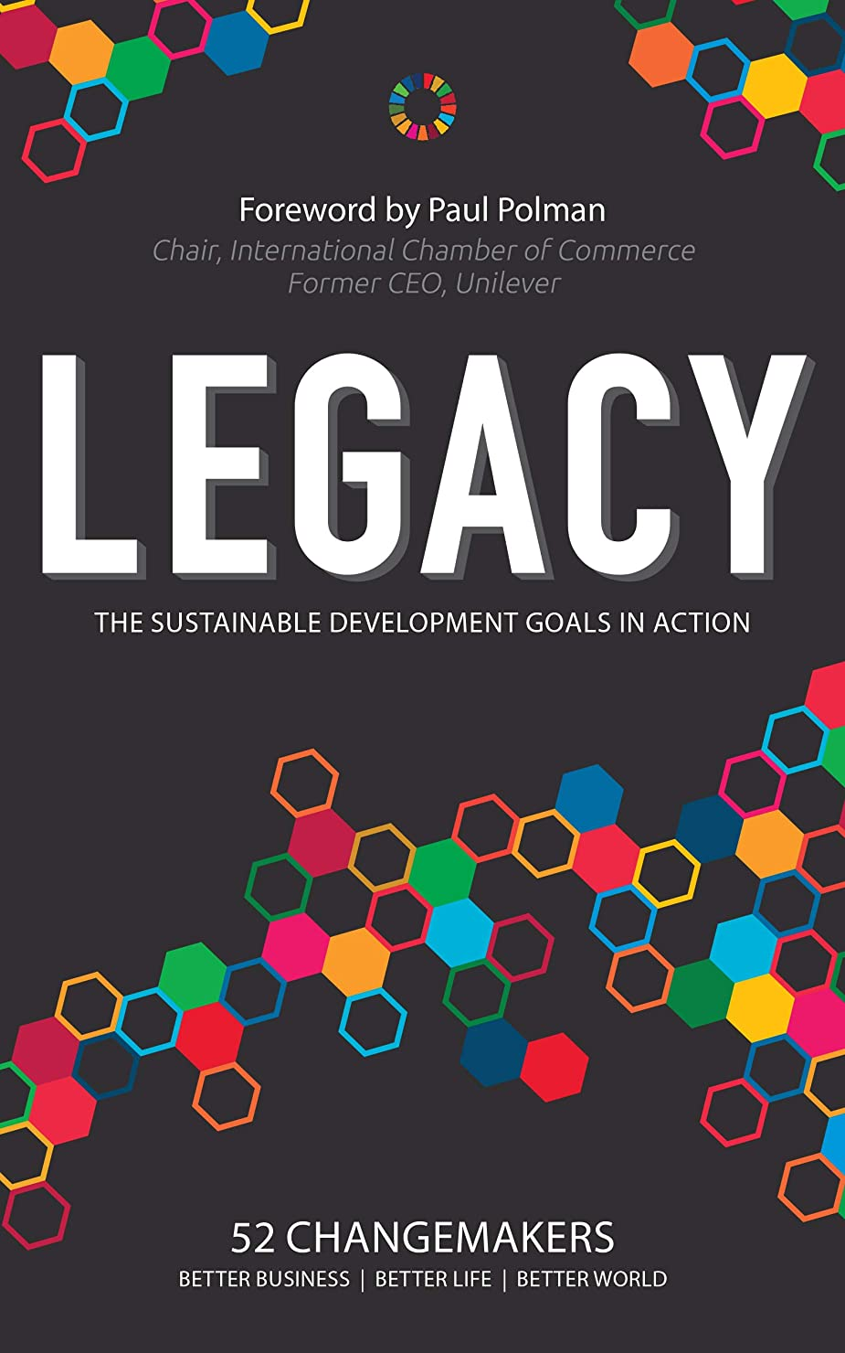 採用ケージ豆腐Legacy: The Sustainable Development Goals in Action (English Edition)