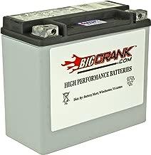 BatteryMart USA-Made Big Crank ETX20L AGM Maintenance Free Battery
