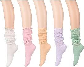 Women's Spring Summer Lightweight Slouch Socks