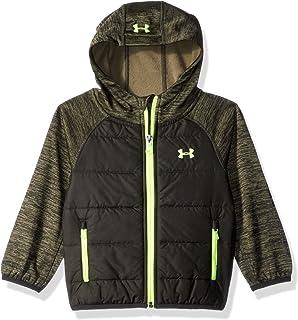 Under Armour Boys' Day Trekker Hooded Hybrid Jacket