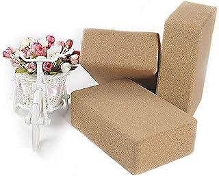 Yoga Block CS-YJZ Foam Block, Cool Block, Cork Yoga Block, Yoga Studio, Cork Yoga Brick, High Density Fitness Brick (Color...