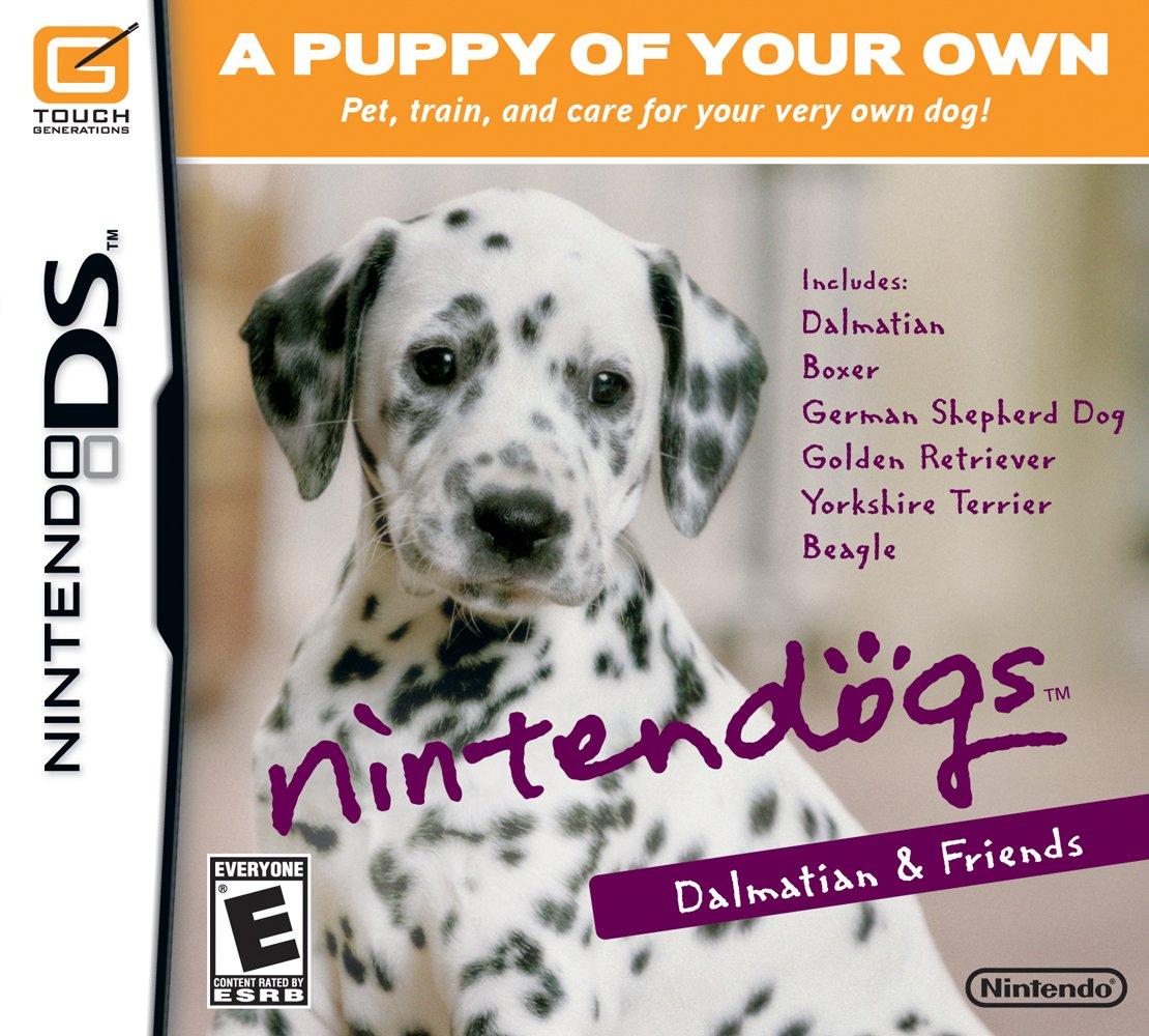 NEW Nintendogs Dallas Mall Dalmatian Friends