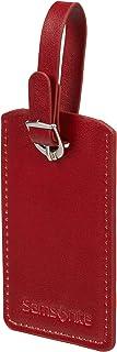 Samsonite Luggage Tag, Red, 10 centimeters