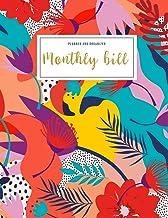 Monthly Bill Planner And Organizer: womens financial planner | 3 Year Calendar 2020-2022 | Budgeting Workbook Finance Mont...