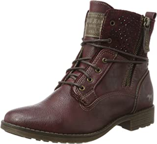 a7a39feebb8943 Amazon.fr : Mustang - Bottes et bottines / Chaussures femme ...