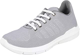 Salerno Textile Side Stripe Contrast Lace-up Sneakers for Men