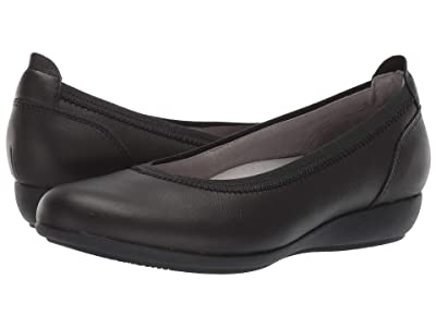 Dansko Kristen (Black Milled Full Grain) Women