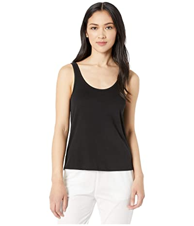 Skin Natural Skin Jenica Organic Cotton Tank (Black) Women