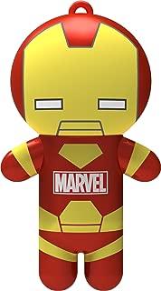 Lip Smacker Marvel Super Hero Lip Balm, Iron Man Billionaire Punch Flavor