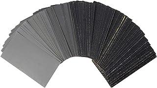 7 typer av vått och torrt matt papper 35 ark vattentäta sandpapper korn slippapper möbler lack poleringsark våt och torr s...