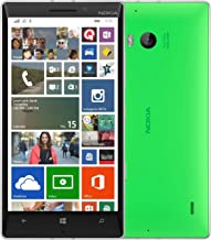 NOKIA LUMIA 930 RM-1045 32GB BRIGHT GREEN FACTORY UNLOCKED 4G LTE 3G 2G GSM SIMFREE RM 1045 [ 2G 850/900/1800/1900 | 3G 850/900/1900/2100 | 4G LTE 800/900/1800/2100/2600 ] International Version No Warranty