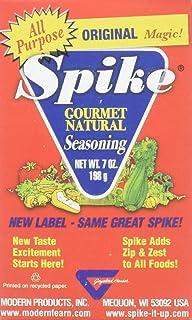 Spike Original All Purpose Gourmet Natural Herbal Seasoning, 7 Oz