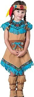 InCharacter Toddler's Indian Girl Costume