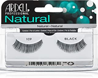 Ardell fashion lashes strip lashes, #109 black