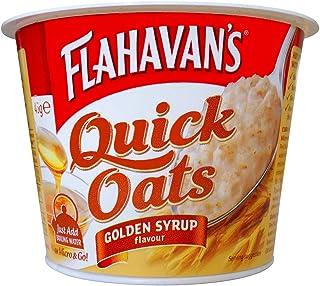 Flahavan's Quick Oats Golden Syrup, 45 gm