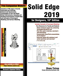 Solid Edge 2019 for Designers, 16th Edition (English Edition)