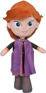 Simba 6315877639 Disney Frozen 2 Friends Anna 25 cm