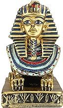 Jeteven Tealight Candle Holders & Incense Burner Holder,Anubis/Egyptian Goddess/Sphinx Tabletop Decorative TeaLight Candle Stands (Sphinx)