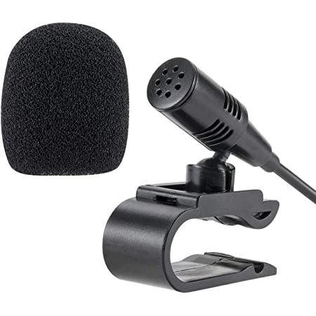 Smartnavi 3 5 Mm Tragbares Externes Auto Mikrofon Elektronik