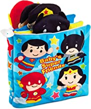 Hallmark itty bittys Justice League Baby's Super Friends Cloth Book Baby & Toddler Toys Movies & TV,Superheroes Juvenile Fiction