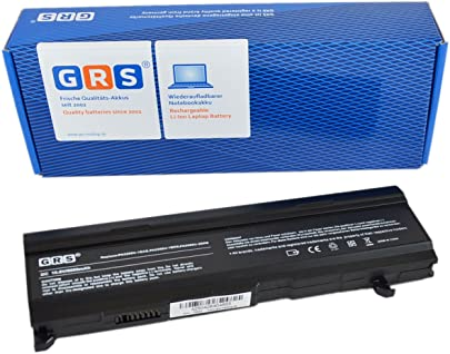 GRS Notebook Akku mit 6600mAh f r Toshiba Satellite M40 M50 A100 A80 Dynabook CX TX VX M115 Tecra A3 A4 A5 A6 A7 S2 ersetzt A3399U-1BAS PA3399U-1BRS PA3399U-2BAS PA3399U-2BRS PA3478U-1BAS PA3478U-1BRS Laptop Batterie 6600mAh 11 1V Schätzpreis : 32,90 €