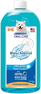 Nylabone Advanced Oral Care Liquid Tartar Remover for Dogs