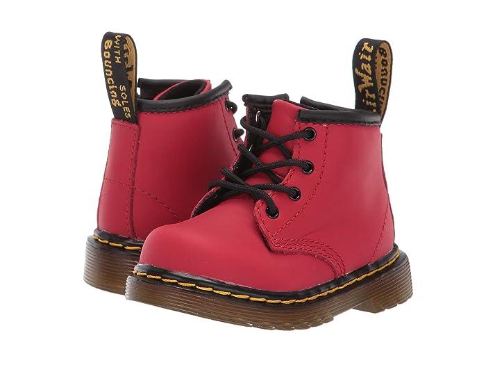 Dr. Martens Kid's Collection Delaney Boots (Big Kid) SKU