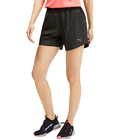 PUMA Ignite 5 Shorts (PUMA Black) Women