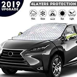 Best anti frost car windscreen cover Reviews